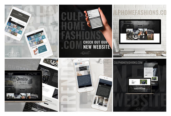 CHF Instagram graph new site launch
