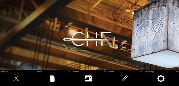 CHF Hero Old Website