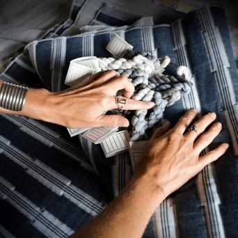 CHF Textile Designer Working New Website