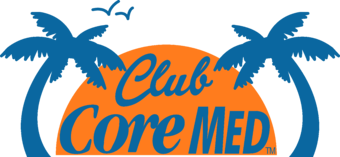 Club Core Medical Group Logo Stratagon Marketing Graphic Design
