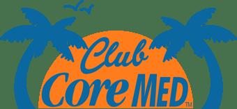 Club Core Medical Group Logo Stratagon Marketing Graphic Design