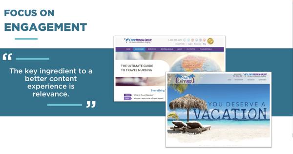 Core Medical Group Marketing Website